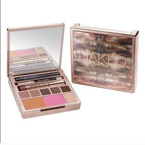 Urban decay naked on the run makeup
